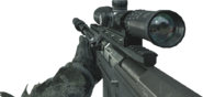 AS50 Silencer MW3