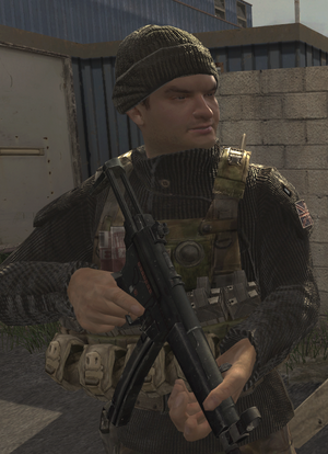 Sgt. Newcastle