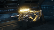 Weevil Gunsmith Model Gold Camouflage BO3