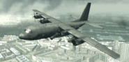 AC-130 Iron Lady MW3
