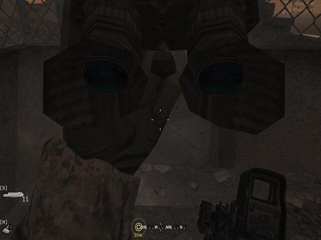File:Deploying night vision goggles The Bog CoD4.jpg
