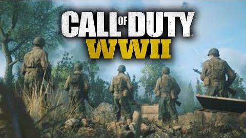 Call of Duty WW2 Teaser (Don't get too excited)