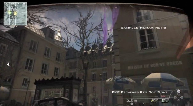File:MW3 AC130 Support Marker Purple Smoke.png