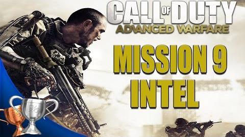 Call of Duty Advanced Warfare - All Intel Locations - Mission 9