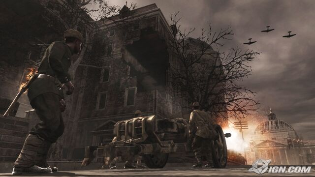 File:Soviets attacking Reichstag WaW.jpg