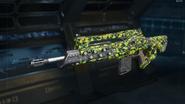 M8A7 Gunsmith Model Integer Camouflage BO3