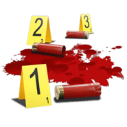 Crime Scene Emblem MWR