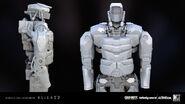 Ethan 3D model concept 4 IW