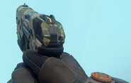 MR6 First Person Jungle Tech Camouflage BO3