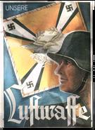 Poster Luftwaffe CoD1