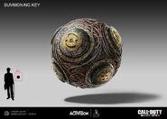 Summoning Key Concept Art 1