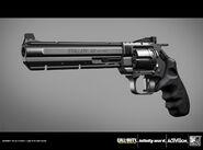 Stallion .44 3D model concept art 1 IW