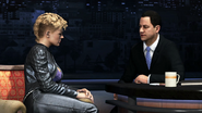 Chloe's interview with Jimmy Kimmel BOII