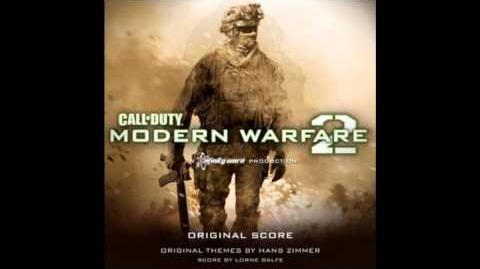 Call of Duty Modern Warfare 2 - Original Soundtrack - 4 Guerrilla Tactics