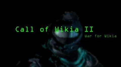 Call of Wikia II War for Wikia Teaser Trailer