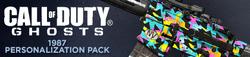 1987 Pack DLC banner CoDG