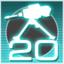The Ironclad Achievement Icon CoDH