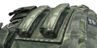 Ballistic Vest Duffel Bag