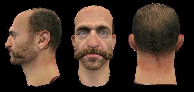 File:John Price head test models CoD4.png