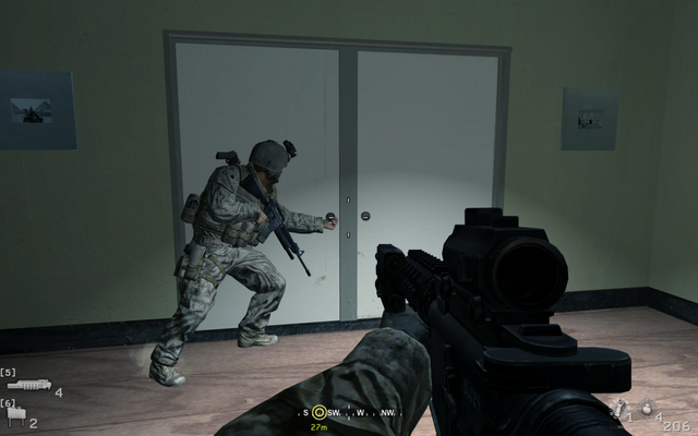 File:Entrance to lobby Charlie Don't Surf CoD4.png