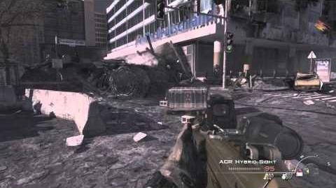 MW3 - Intel Locations - Scorched Earth - Mission 14 - Scout Leader Achievement Trophy guide