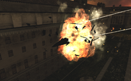 MiG-29 hitting the building Second Sun MW2