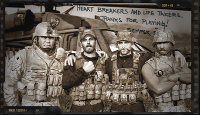 Call of Duty 4 Photo