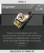 Engineer Unlock Card IW