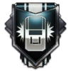 Shield Bash Medal BOII