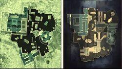 Dome and Strikezone comparison MW3 & CoDG