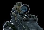 M14 EBR Scoped MW2