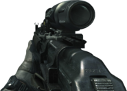 AK-47 Hybrid Sight On MW3