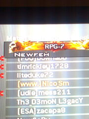 Callsign modern warfare 2 lobby 3