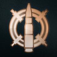 One Shot One Kill Emblem IW