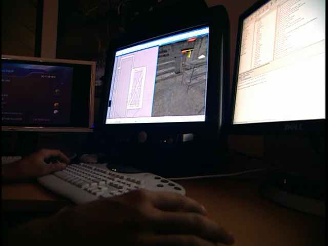 File:CoD2 Special Edition Bonus DVD - The Making of Call of Duty 2 11.png