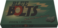 Blue Bolts Box Top IW