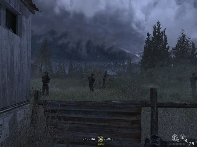 File:Fence to jump over Hunted CoD4.jpg
