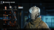 Immortal Helmet BO3