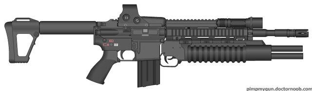 File:Personal Sgt Sprinkles M416 mod.jpg