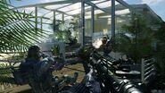 M4A1 Firefight Getaway MW3