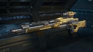 Drakon Gunsmith Model Gold Camouflage BO3