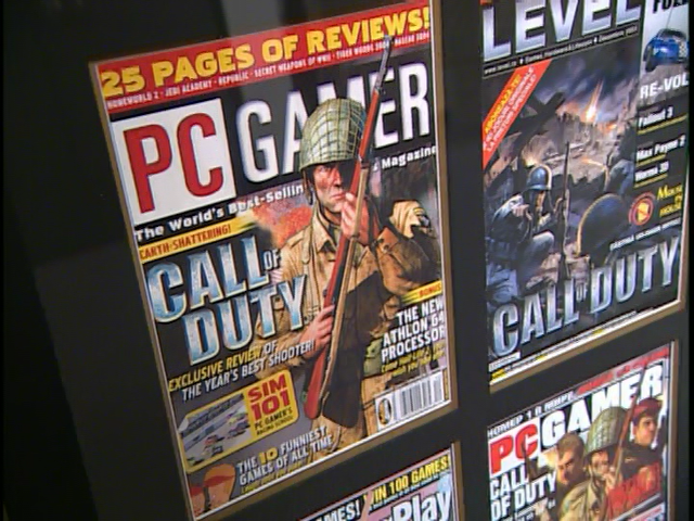 File:CoD2 Special Edition Bonus DVD - The Making of Call of Duty 2 2.png