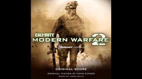 Call of Duty Modern Warfare 2 - Original Sountrack - 10 Contingency