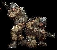 MW3 Spetsnaz AK47