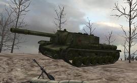 SU-152 CoD UO