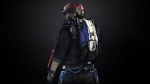 France Exoskeleton Pack AW