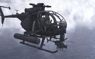 AH-6 Little Bird The Gulag MW2