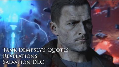 """Revelations - Tank Dempsey's quotes sound files (Black Ops III """"Salvation"""" DLC)"""