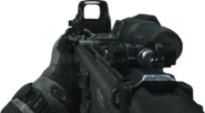 SCAR-L Hybrid Sight Off MW3