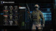 Arms Dealer Body Male BO3